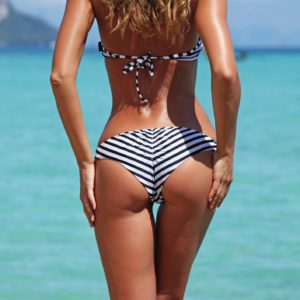 Bikini butt lift