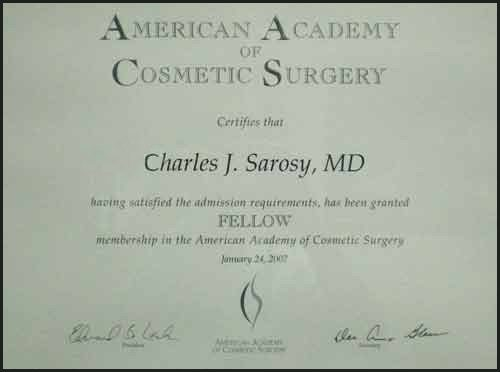 academy-cosmetic-surgery-member