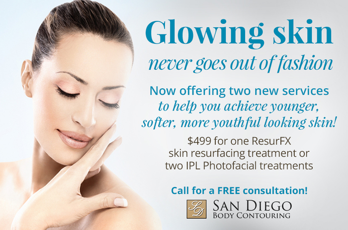 Monthly Cosmetic Specials & Coupons At San Diego Body Contouring