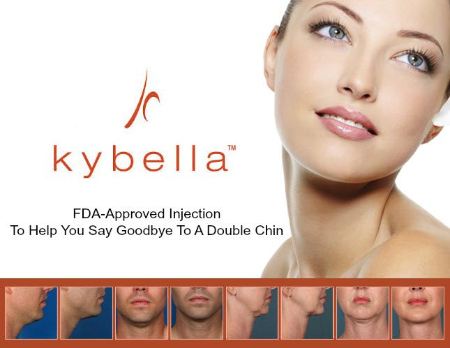 Kybella for Double Chins | SD Body Contouring San Diego